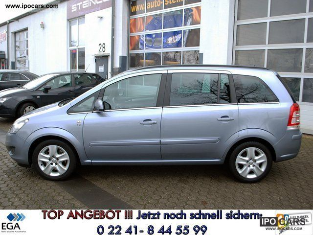 Opel Zafira 1.9 2010 photo - 6