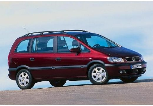 Opel Zafira 2.0 1999 photo - 9