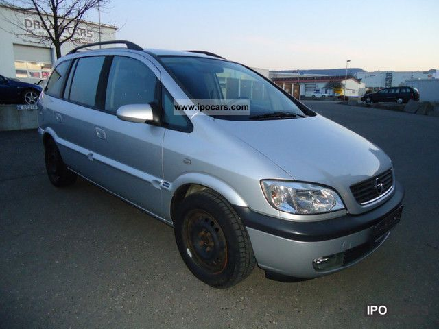 Opel Zafira 2.0 2004 photo - 1
