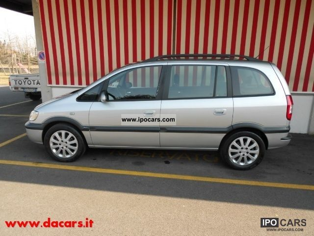 Opel Zafira 2.0 2004 photo - 11