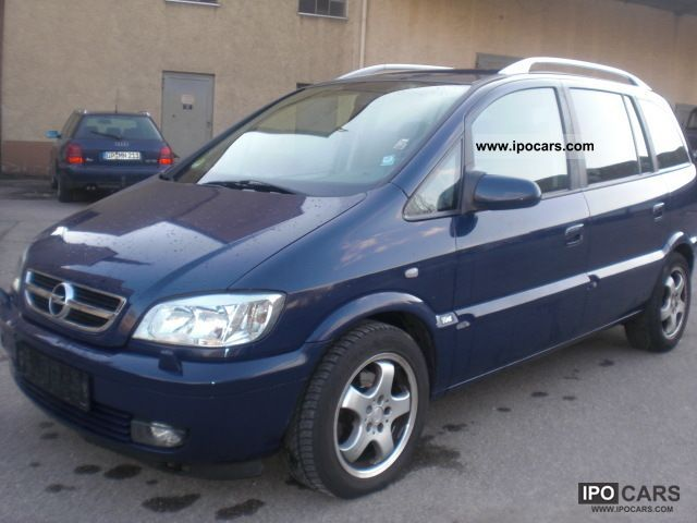 Opel Zafira 2.0 2004 photo - 3