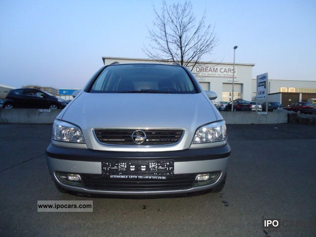 Opel Zafira 2.0 2004 photo - 5