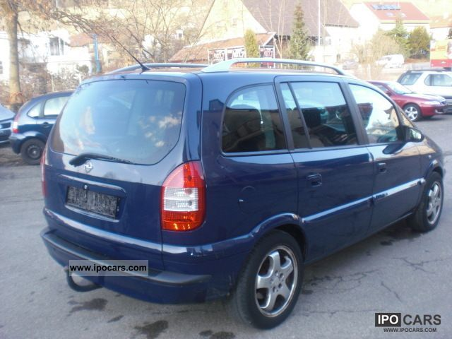 Opel Zafira 2.0 2004 photo - 6
