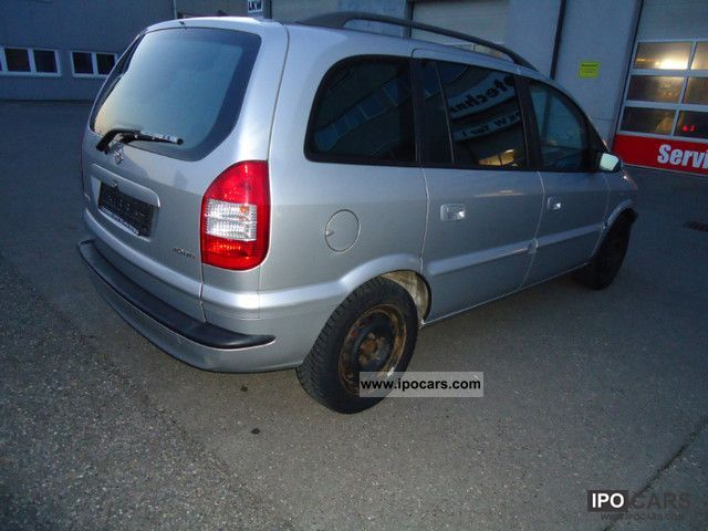 Opel Zafira 2.0 2004 photo - 7