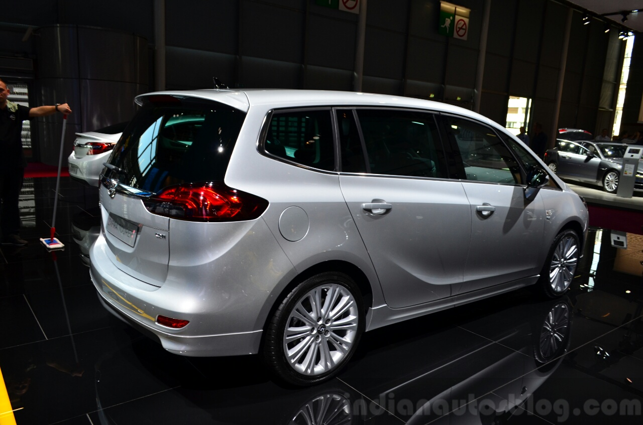 opel zafira 2 0 2008 technical specifications interior and exterior photo. Black Bedroom Furniture Sets. Home Design Ideas