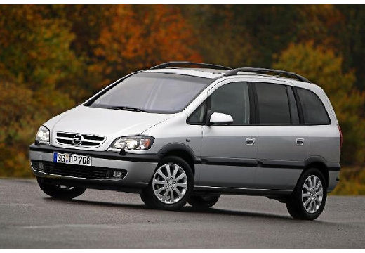 Opel Zafira 2.2 1999 photo - 12