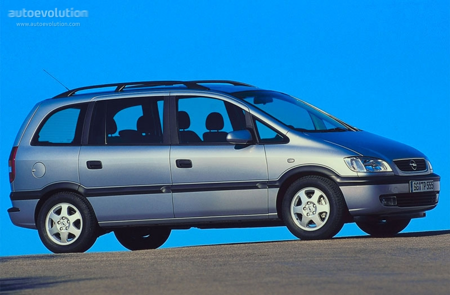 Opel Zafira 2.2 1999 photo - 6