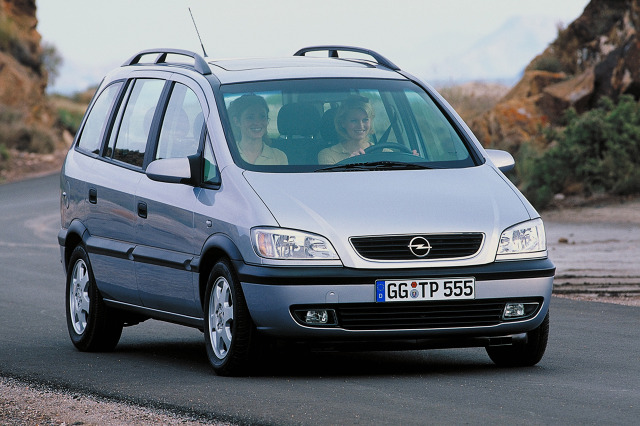 Opel Zafira 2.2 1999 photo - 7