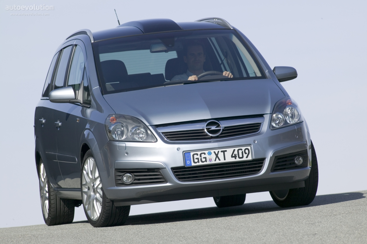 Opel Zafira 2.2 2007 photo - 7