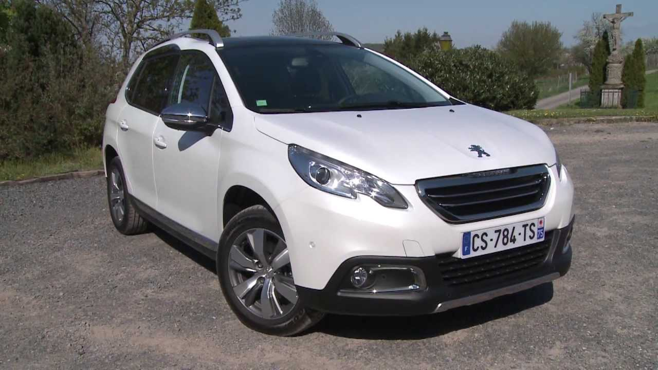 peugeot 2008 1 6 2011 technical specifications interior and exterior photo