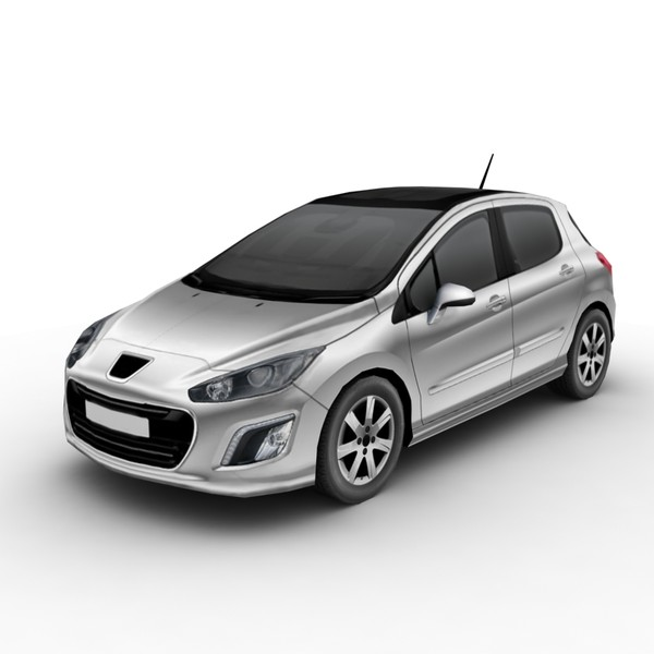 Peugeot 308 1.2 2012 Technical Specifications