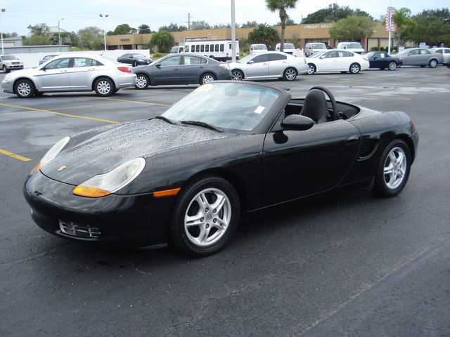 Porsche Boxster 2.5 1998 photo - 11