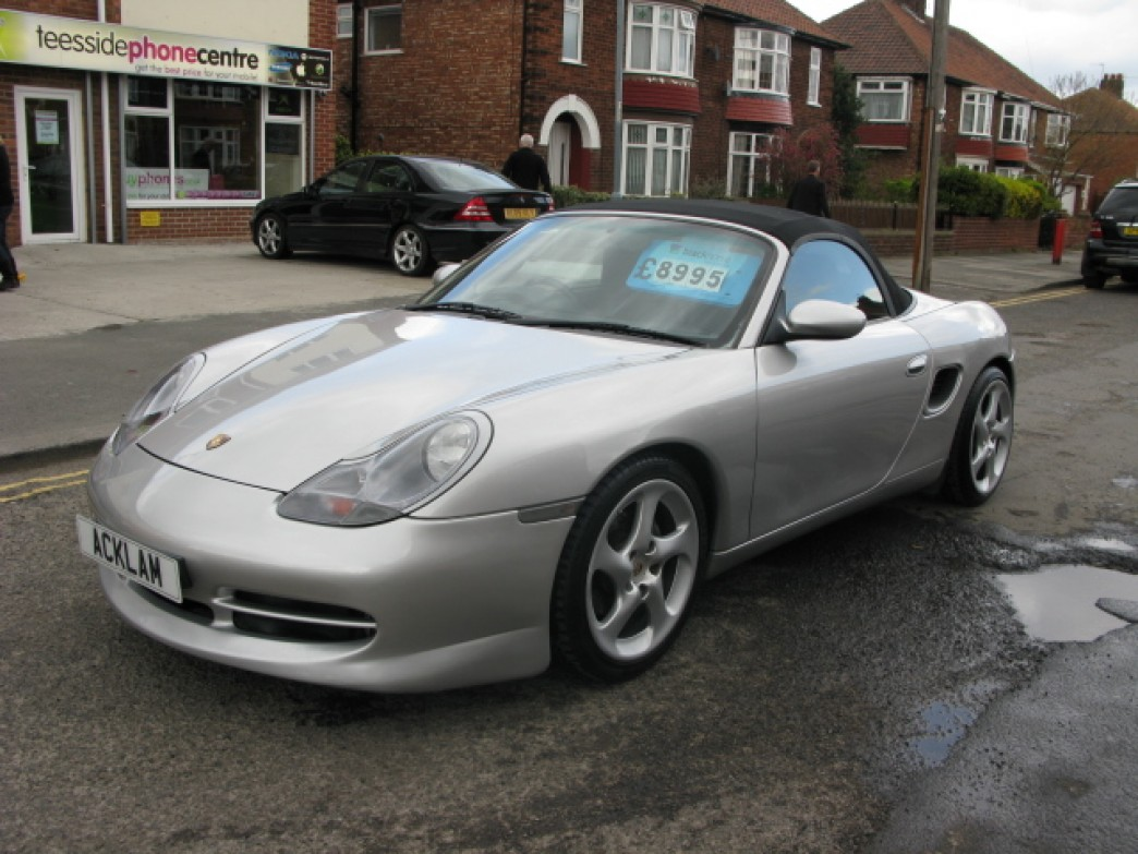 Porsche Boxster 2.5 1998 photo - 2