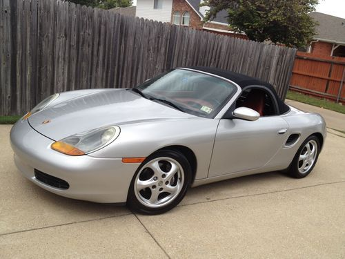 Porsche Boxster 2.5 1998 photo - 3