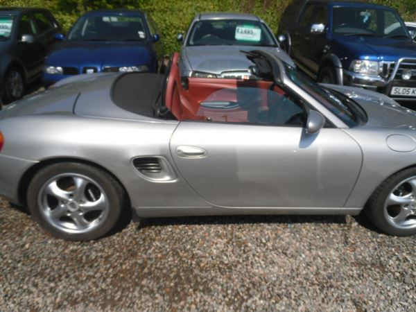 Porsche Boxster 2.5 1998 photo - 5