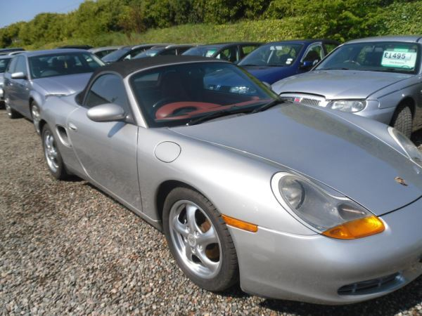 Porsche Boxster 2.5 1998 photo - 6
