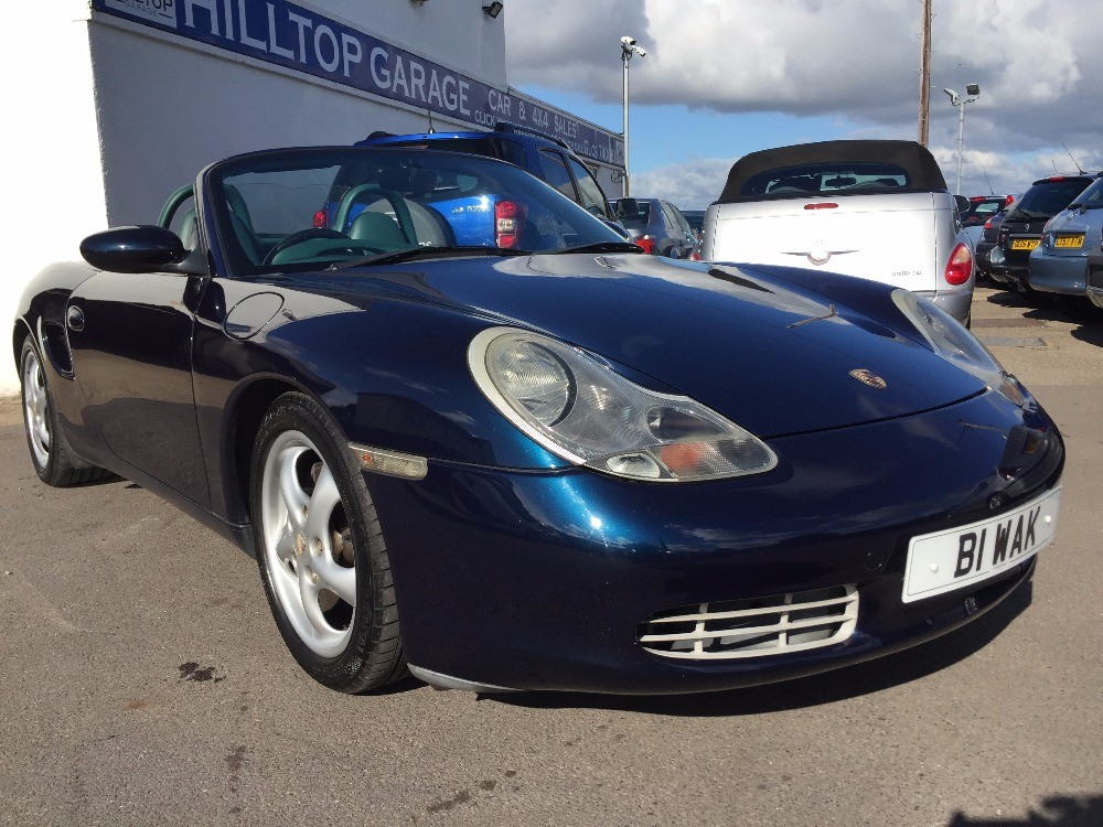Porsche Boxster 2.5 1998 photo - 8