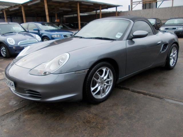 Porsche Boxster 2.7 2003 photo - 1