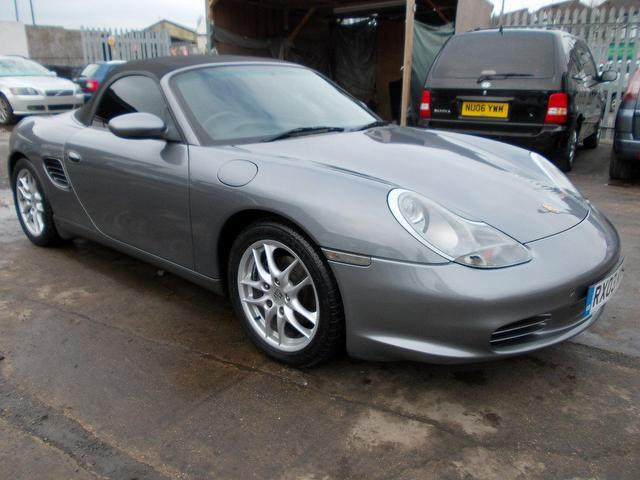 Porsche Boxster 2.7 2003 photo - 10