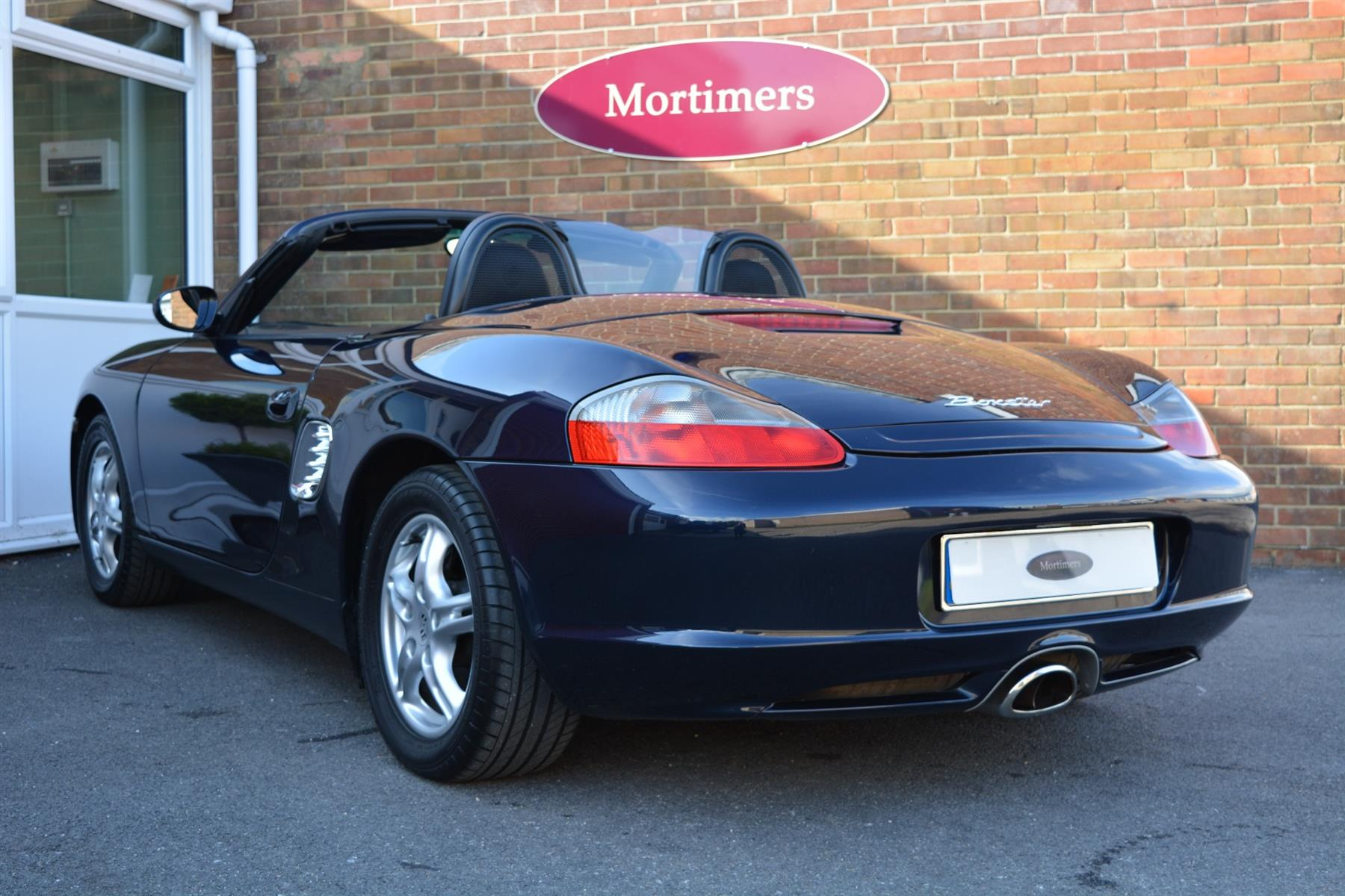 Porsche Boxster 2.7 2003 photo - 11