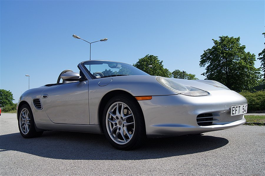 Porsche Boxster 2.7 2003 photo - 4