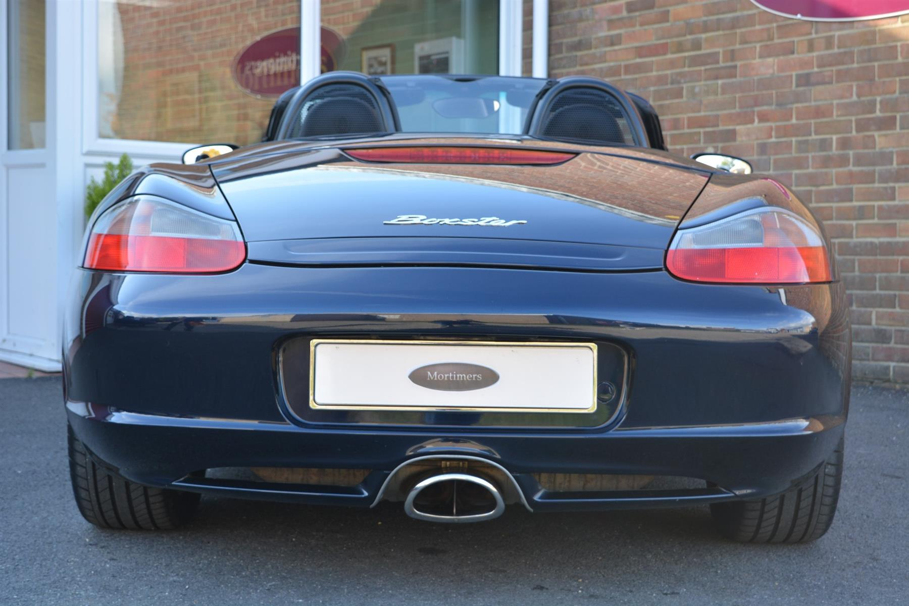 Porsche Boxster 2.7 2003 photo - 6