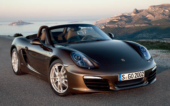 Porsche Boxster 2.7 2014 photo - 1