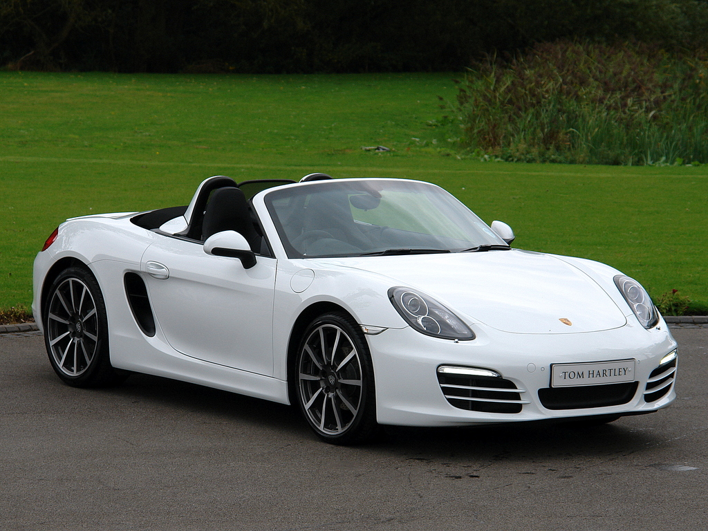 Porsche Boxster 2.7 2014 photo - 11