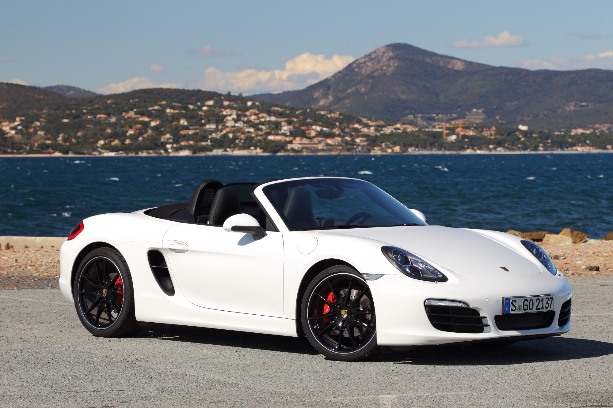 Porsche Boxster 2.7 2014 photo - 3