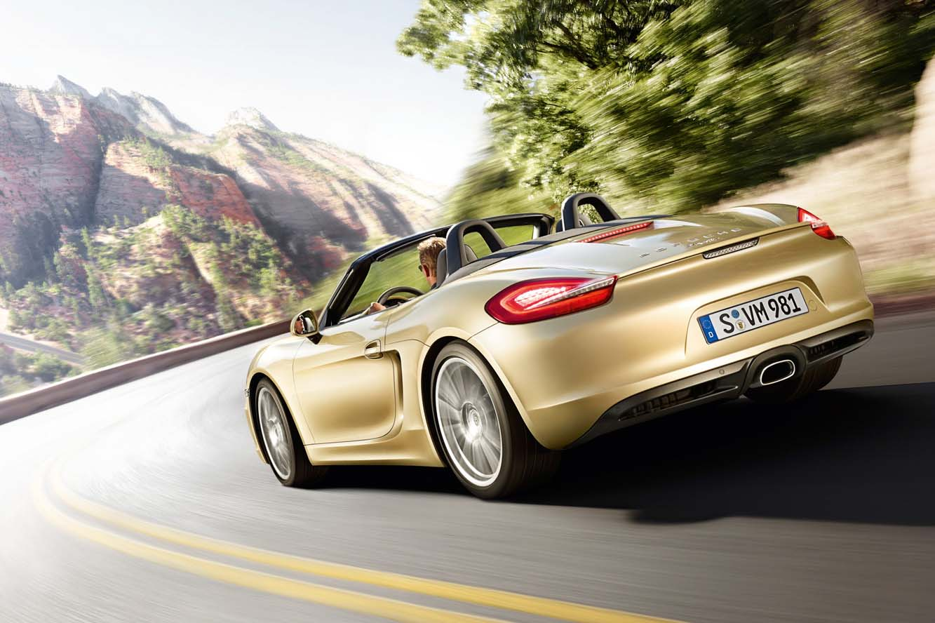Porsche Boxster 2.7 2014 photo - 4