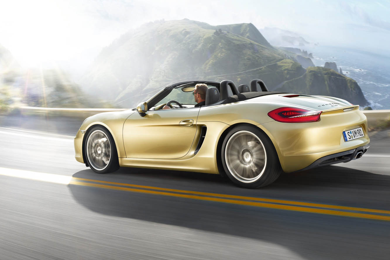 Porsche Boxster 2.7 2014 photo - 5
