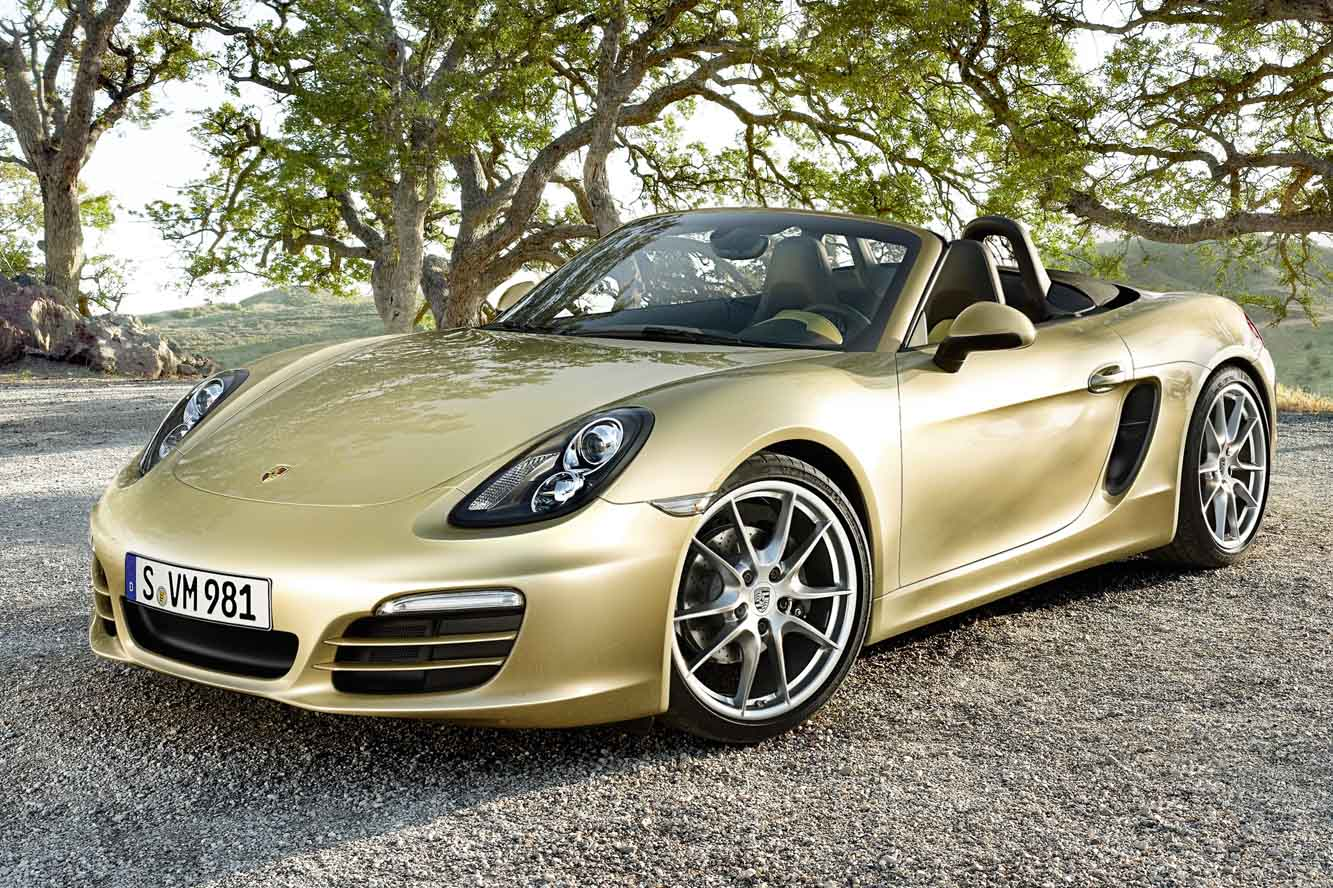 Porsche Boxster 2.7 2014 photo - 6