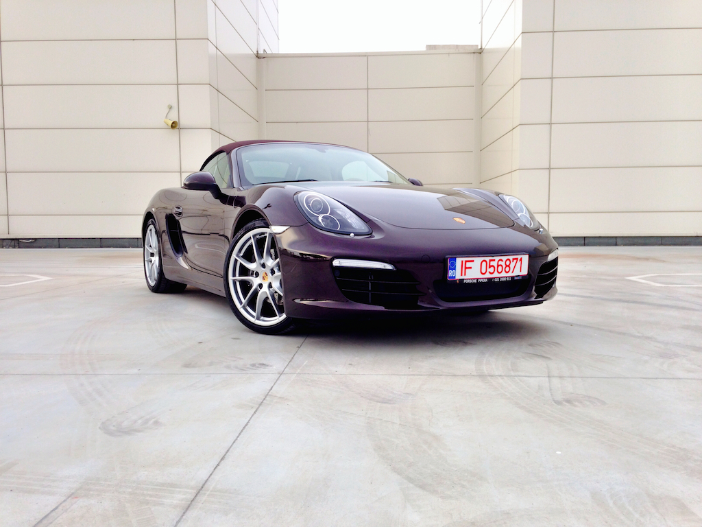 Porsche Boxster 2.7 2014 photo - 8