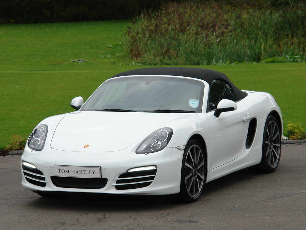 Porsche Boxster 2.7 2014 photo - 9