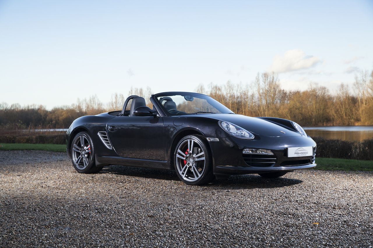 Porsche Boxster 2.9 2010 photo - 1