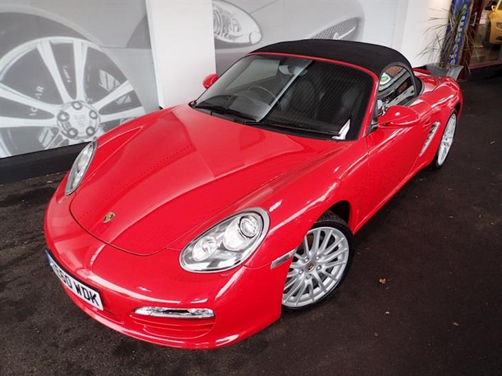 Porsche Boxster 2.9 2010 photo - 11