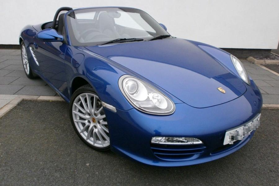 Porsche Boxster 2.9 2010 photo - 2