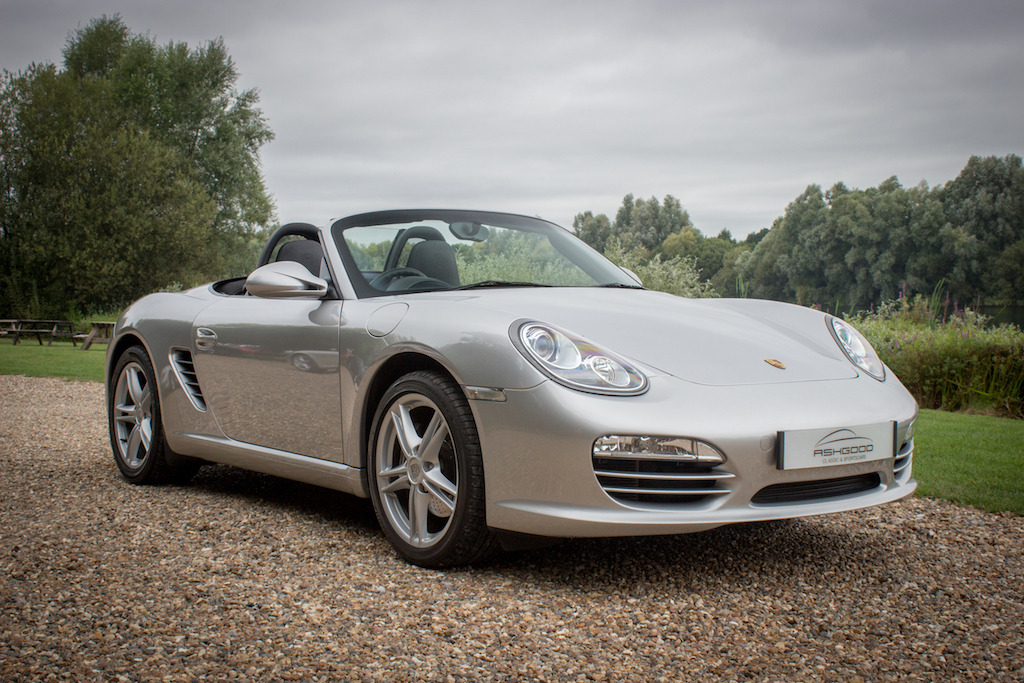 Porsche Boxster 2.9 2010 photo - 3