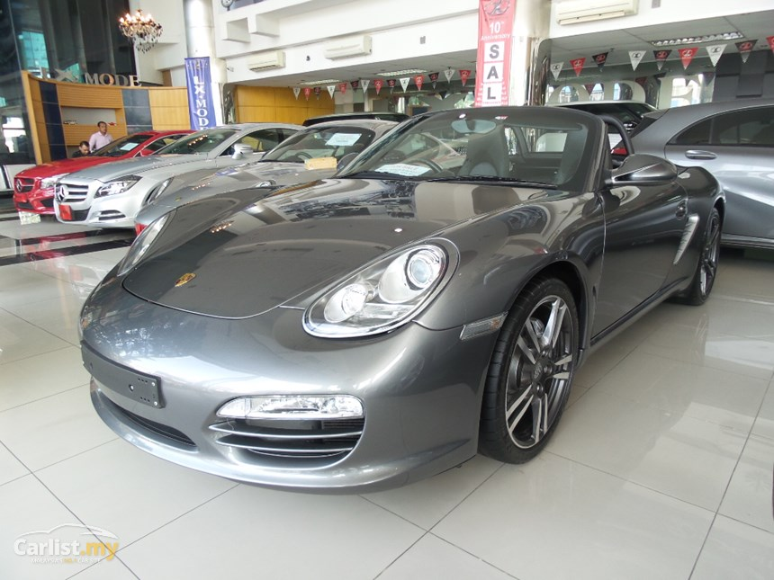 Porsche Boxster 2.9 2010 photo - 4