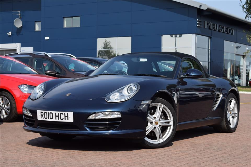 Porsche Boxster 2.9 2010 photo - 7