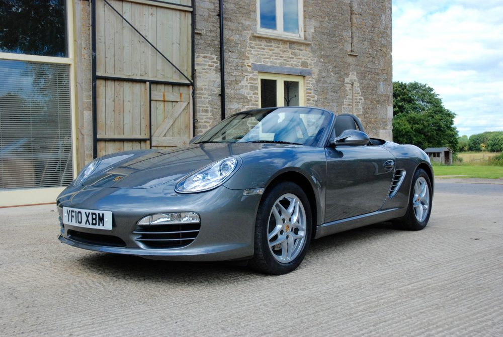 Porsche Boxster 2.9 2010 photo - 8