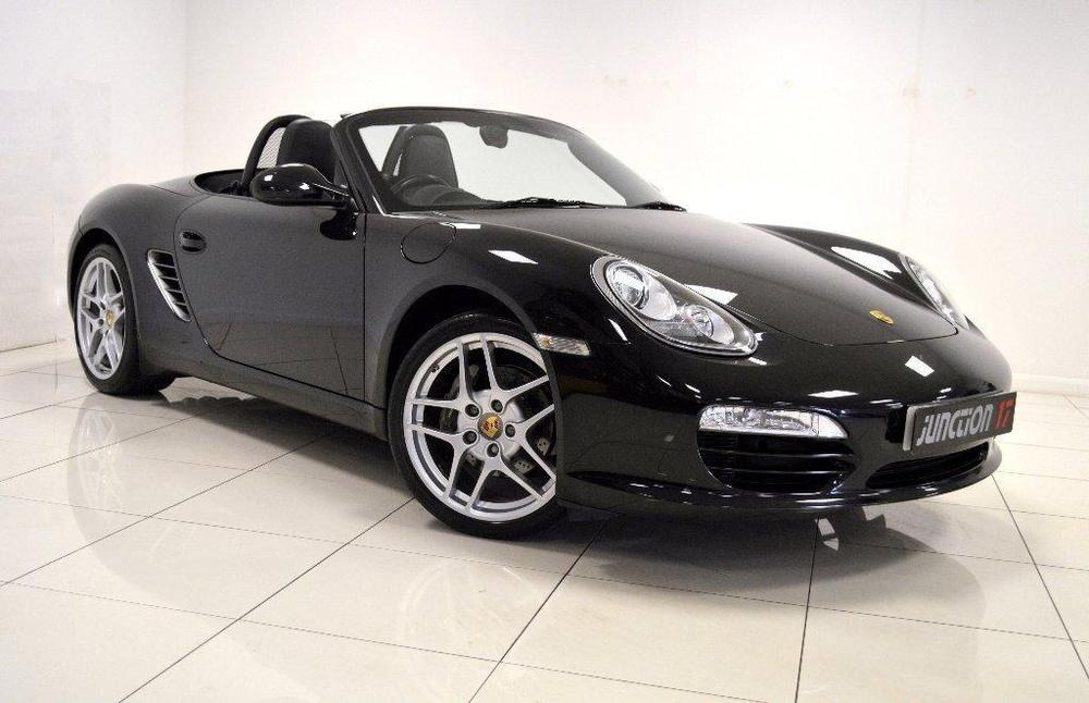 Porsche Boxster 2.9 2011 photo - 11