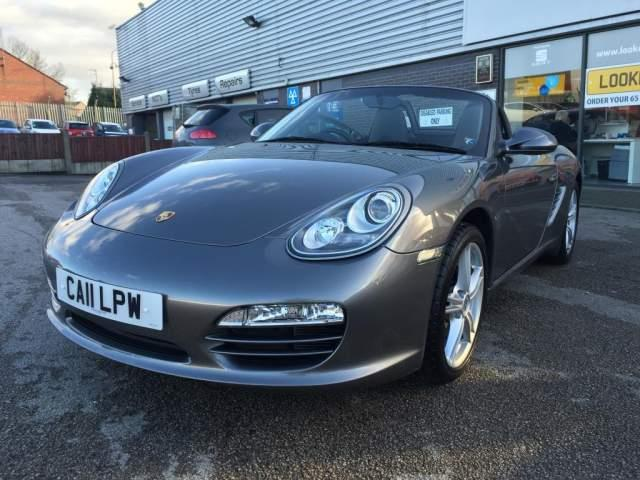 Porsche Boxster 2.9 2011 photo - 12