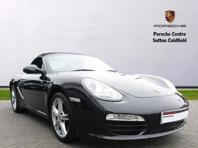 Porsche Boxster 2.9 2011 photo - 2