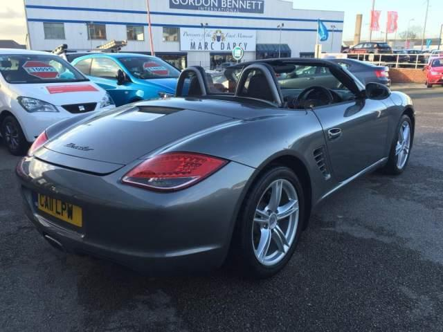 Porsche Boxster 2.9 2011 photo - 3