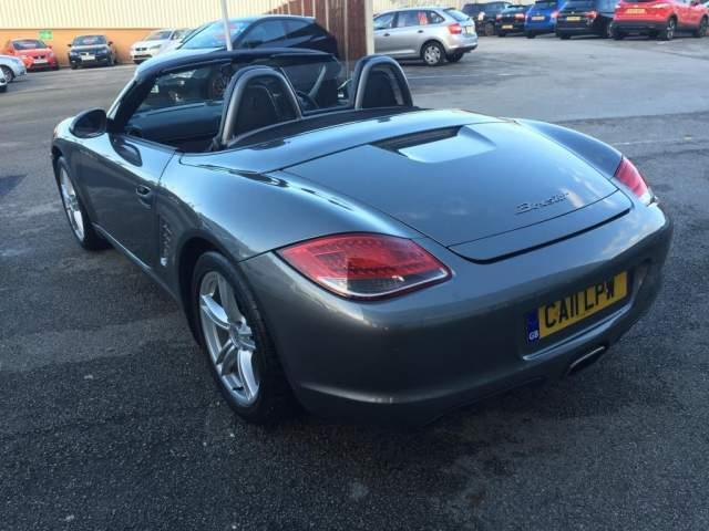 Porsche Boxster 2.9 2011 photo - 4