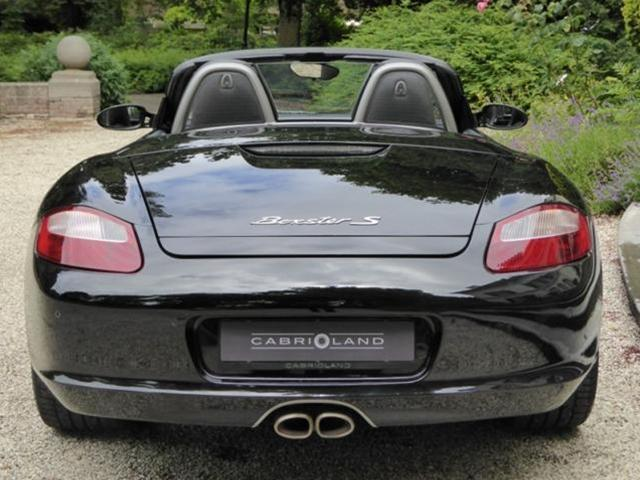 Porsche Boxster 3.4 2009 photo - 10
