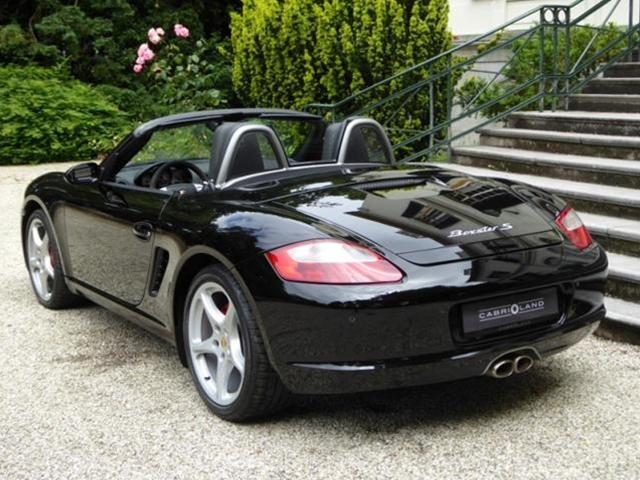 Porsche Boxster 3.4 2009 photo - 3