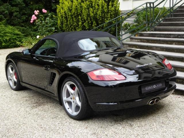 Porsche Boxster 3.4 2009 photo - 5