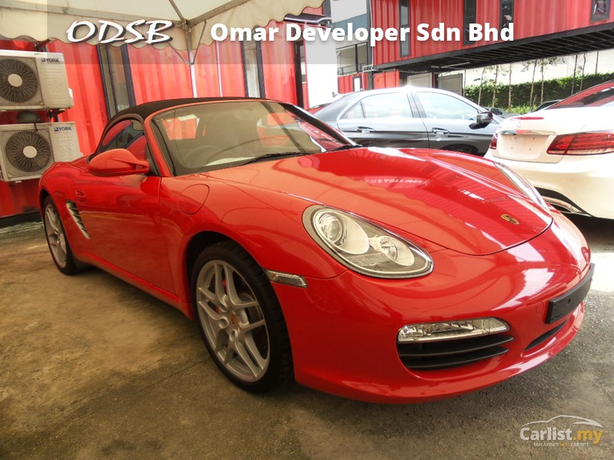 Porsche Boxster 3.4 2009 photo - 6